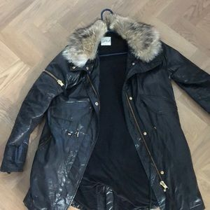 SAM. Coat